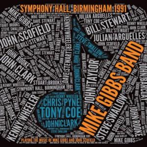 Mike Gibbs Band- Symphony Hall Birmimgham 1991